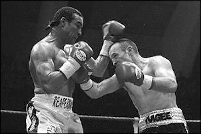 Robin Reid edges past Brian Magee