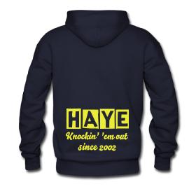 Haye Knocking Em Out