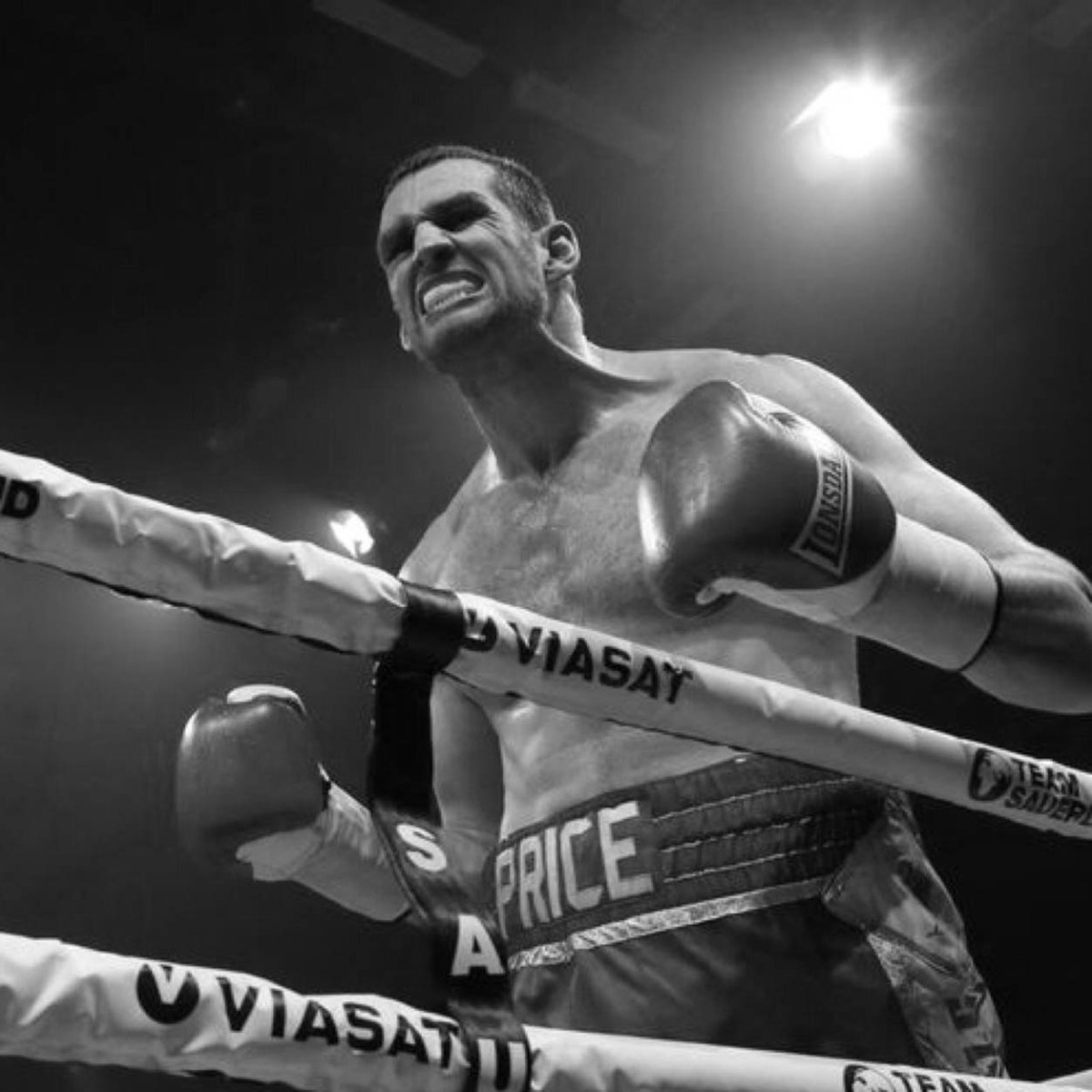 Heavyweight David Price on learning from loss, his comeback and Tyson Fury