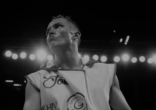 Josh Warrington ready to go