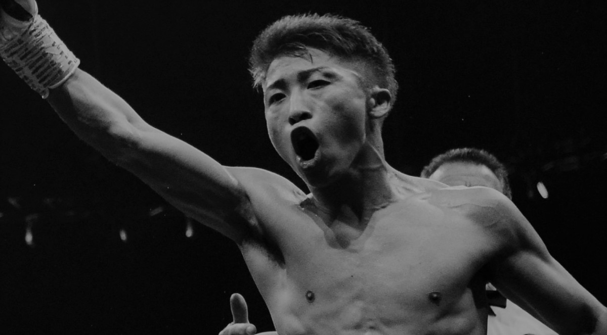 Greatness to visit, and be confirmed in Glasgow. Inoue and Taylor in action