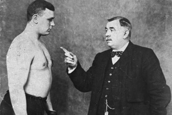 Doncaster Boxing Legend Iron Hague