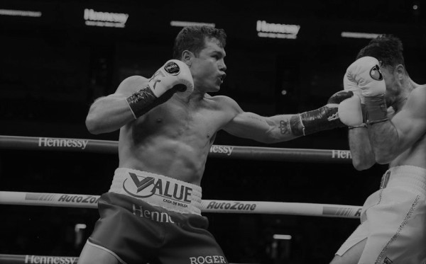 Saul Alvarez Dismantles Smith