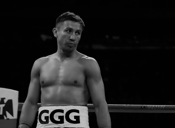 Golovkin returns