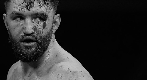 Hughie Fury survives another horrible cut